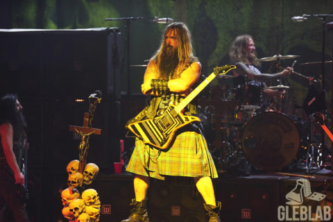 Black Label Society and Black Dahlia Murder